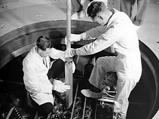 Australia's First Nuclear Reactor