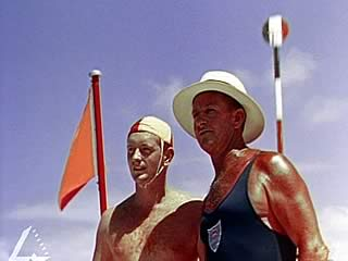 Life Savers on Bondi Beach