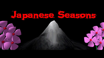 Kahootz Xpression - Japanese Seasons