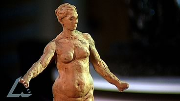 From Clay Maquette to Bronze
