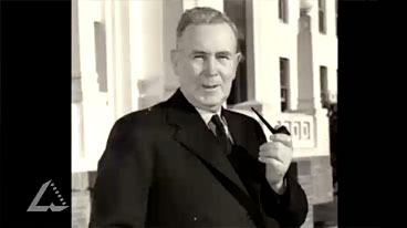 Ben Chifley's Pipe