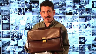 Harold Holt's Briefcase