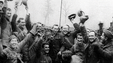 Armistice Day, 1918