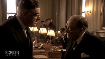 Menzies and Churchill
