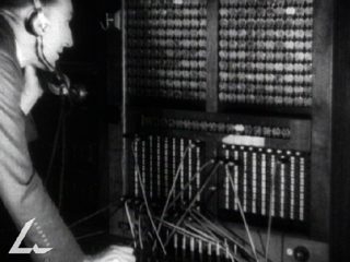 Early radio broadcasting