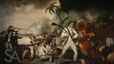 Captain Cook's Tragic Death