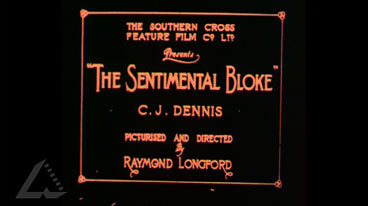 The Sentimental Bloke Film